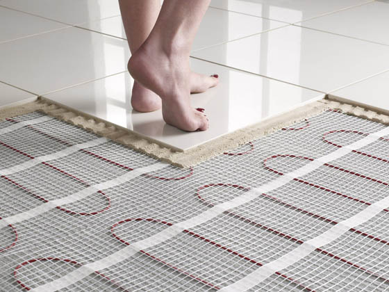 Best Flooring Options For Underfloor Heating Design Swan