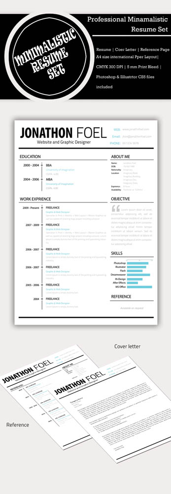 30 Dazzling Resume Layout Examples to Get the Attention of Employers