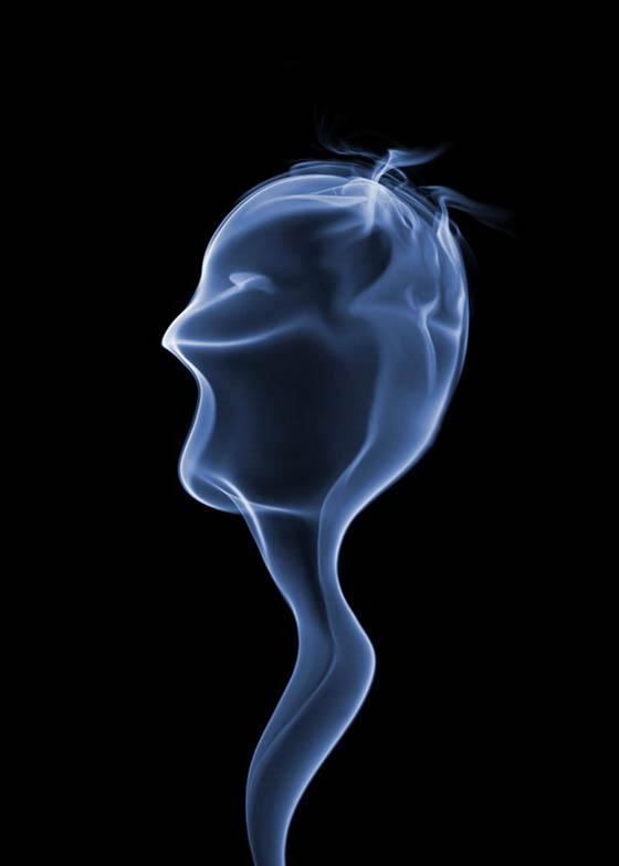 Incredible Photos of Surreal Smoke Shapes