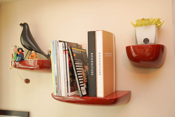 Bookniture: a Clever Furniture Hidden in a Notebook Cover