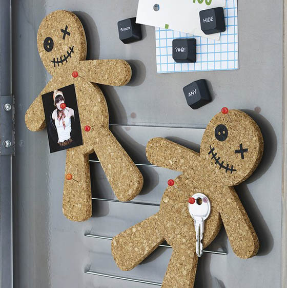8 Playful Voodoo Doll Inspired Products