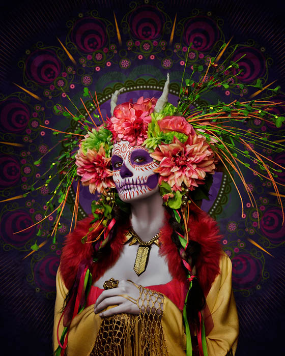 Las Muertas: a Truly Surreal Tribute to the Mexican Day of the Dead