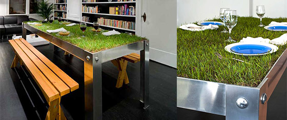 12 Cool and Creative Table Designs