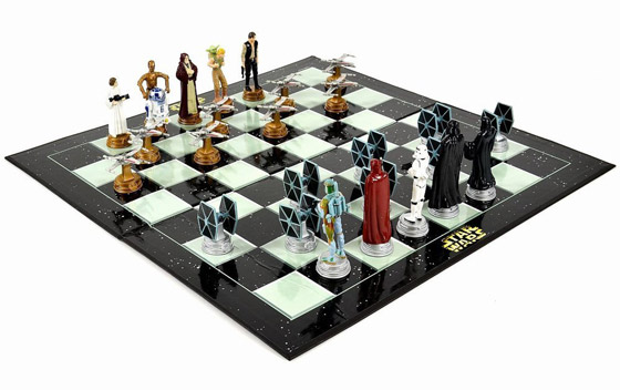 15 Creative and Unusual Chess Set Designs
