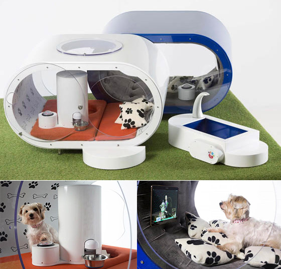 9 Cool Dog House Designs