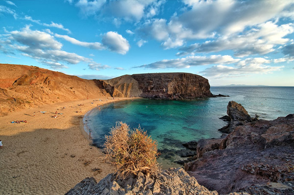 Lanzarote's Top 3 Attractions