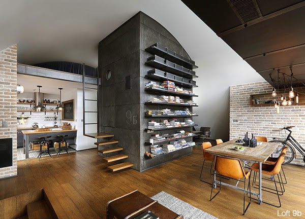Stylish Loft 9b Located in Sofia
