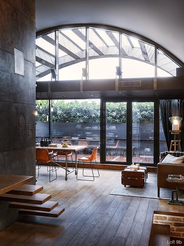 Stylish Loft 9b Located in Sofia