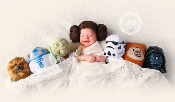 23 Adorable Photography of Geeky Baby
