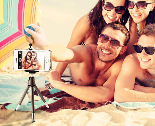 8 Selfie Gadgets, Crazy or Useful?