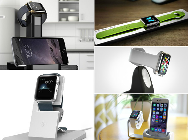 11 Cool Apple Watch Docking Systems to Display Your Watch in Style