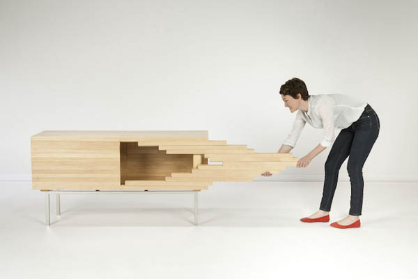 Stunning Transformable Furniture by Sebastian Errazuriz
