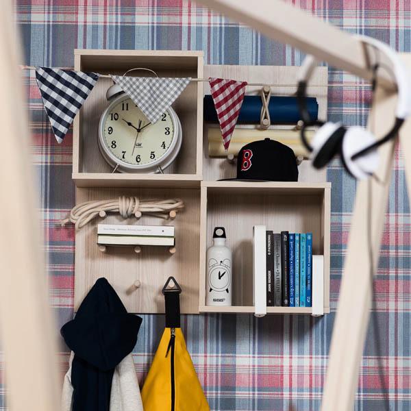 SPOT: a Creative Modular Furniture for Little Ones
