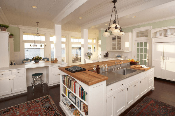 40 Stylish Kitchen Island Ideas Design Swan