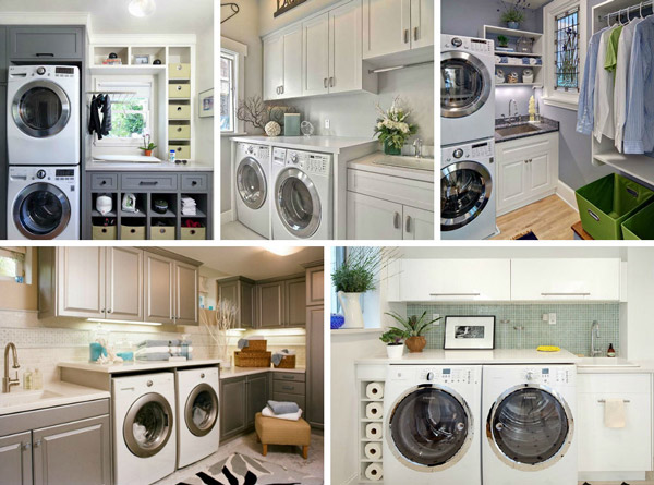 48 Inspiring Laundry Room Design Ideas – Design Swan