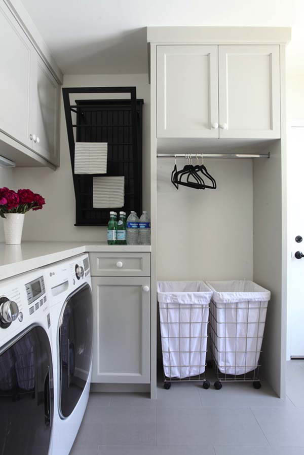 48 inspiring laundry room design ideas design swan - Decorating laundry room ideas ...