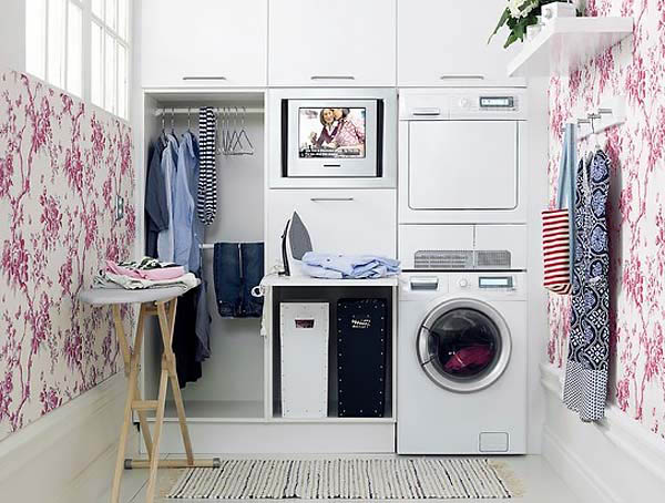 48 Inspiring Laundry Room Design Ideas