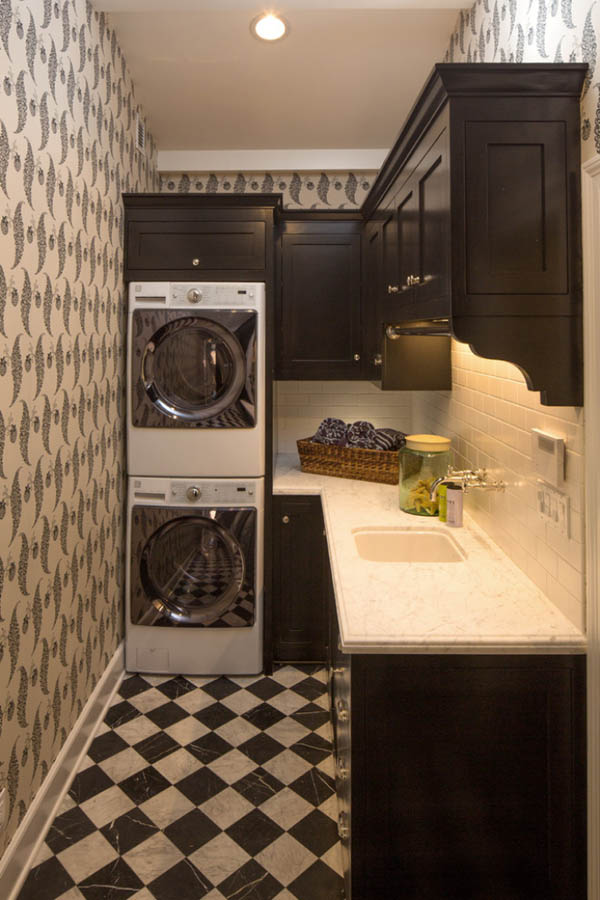 48 inspiring laundry room design ideas design swan - Laundry rooms for small spaces decoration ...