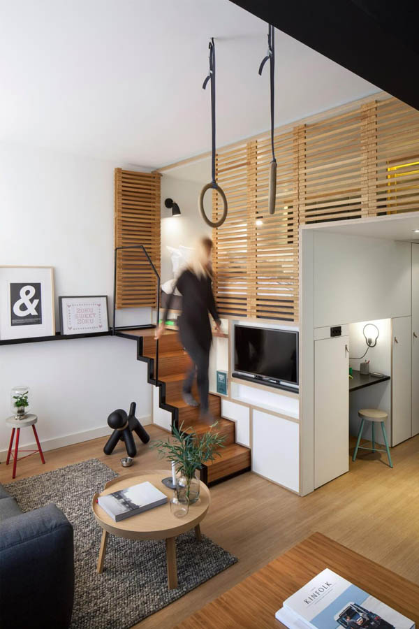 Zoku Loft: the Micro Apartment in Amsterdam