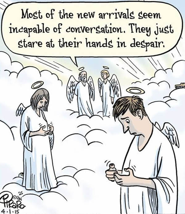 When We Are So Addicted to Smartphone