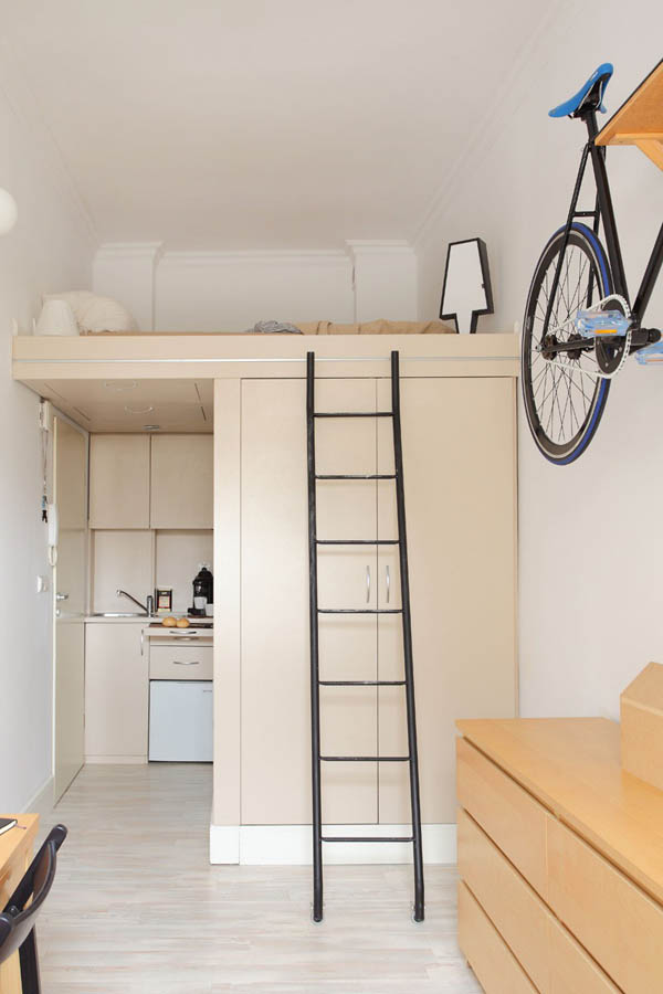 How To Live Comfortably in 13Sqm Apartment