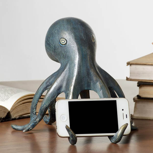 17 Octopus Inspired Household Designs