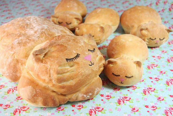 Catloaf: If You Want to Eat Your Furry Friend