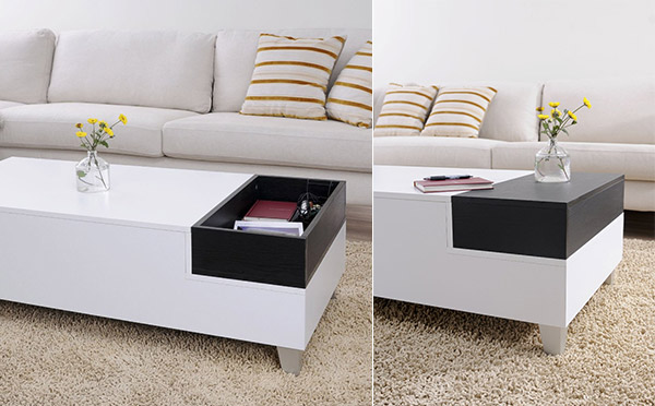 15 Multifunctional Coffee Tables