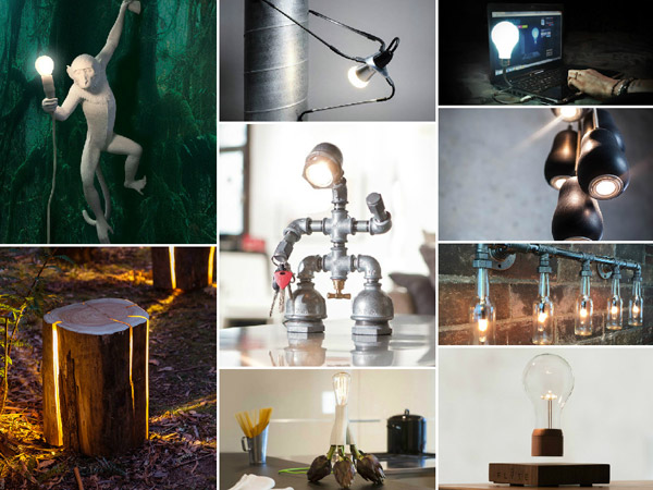 15 Creative and Unusual Lamps