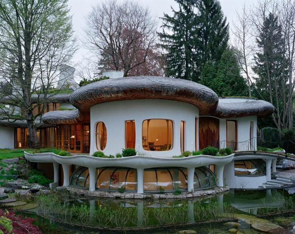 Exceptional Fairy-Tale House in Germany
