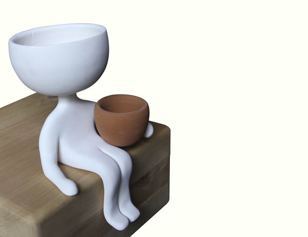 Robert Planta: Most Adorable Plant Pot