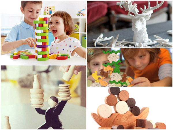 11 Cool Stacking Games for Kids and Grownups