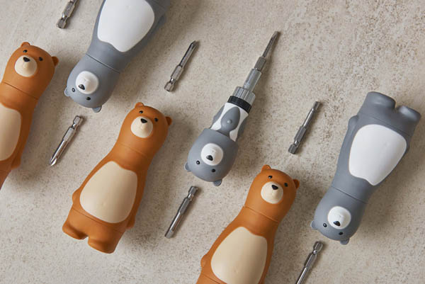 Bear Papa: the Most Adorable Tool Set
