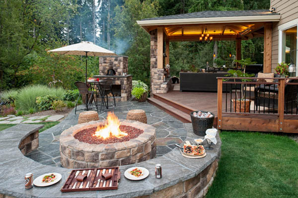 30 Mind Blowing Outdoor Fire Pit Ideas