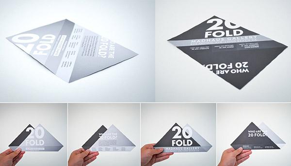 10 Creative and Unusual Flyer Designs