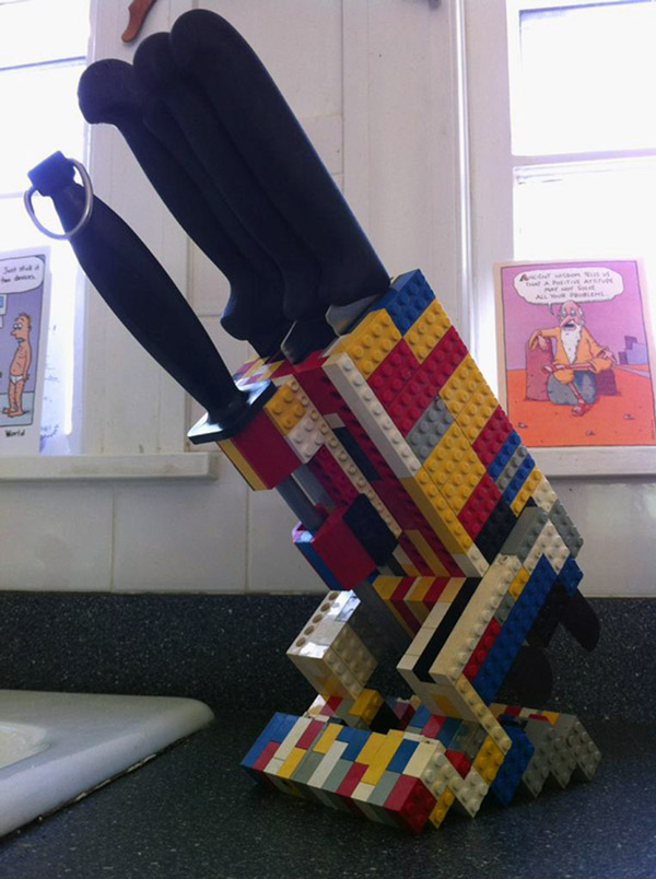 Creative LEGO Inspired Design
