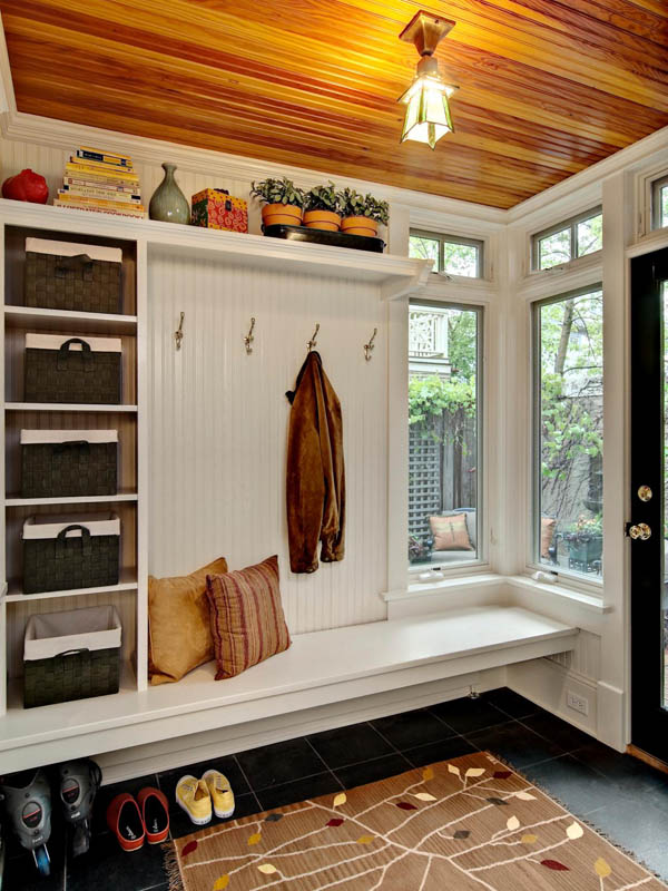 30 Inspiring Mudroom Designs