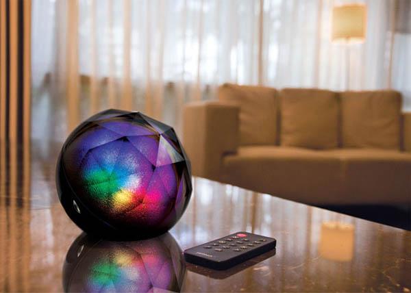 Yantouch Diamond:portable 3 In 1 Wireless Bluetooth