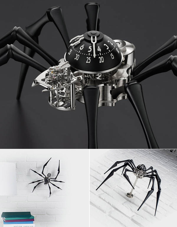9 Cool Spider Shaped Product Designs Design Swan