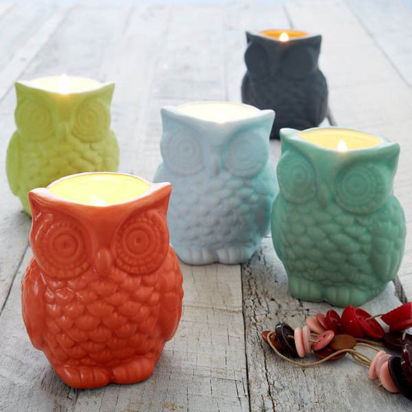 15 Cool and Creative Candles Designs