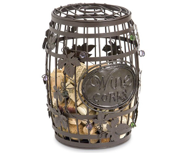 15 Playful Cork Caddy to Keep and Cherish Your Wine Memories