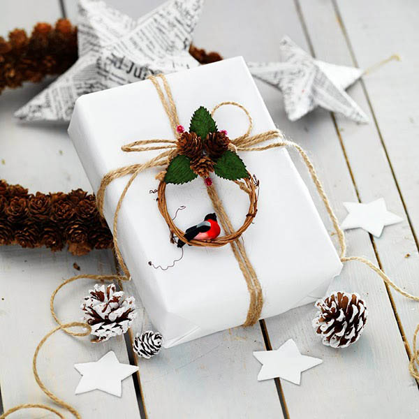 40 Most Creative Christmas Gift Wrapping Ideas – Design Swan