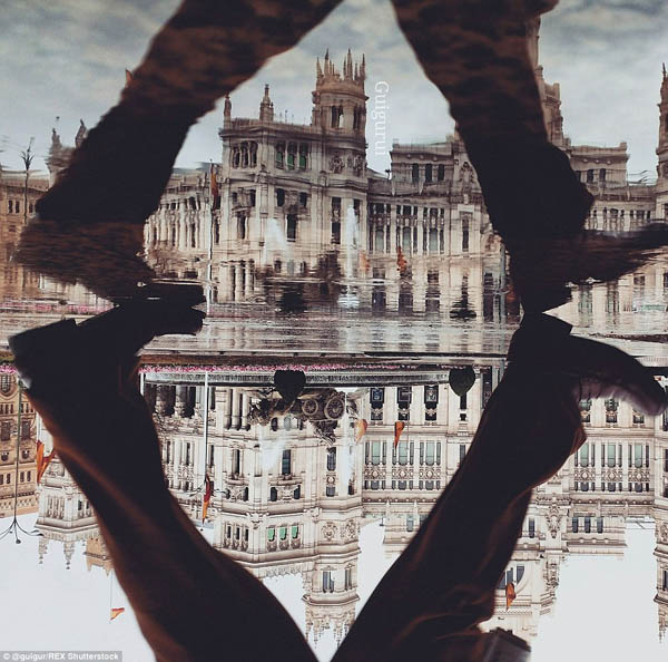 World in the Puddles by Guido Gutiérrez Ruiz