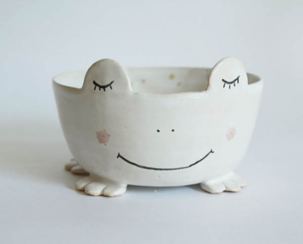 Most Adorable Ceramics by Polish Artist Marta Turowska