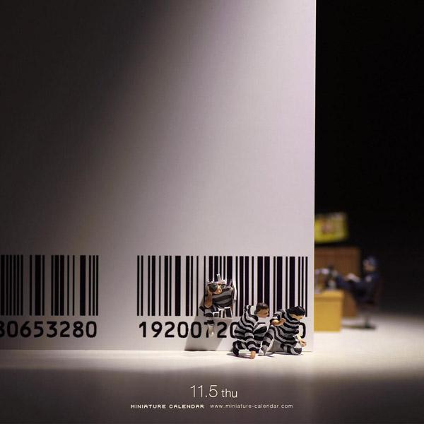 Creative Miniature Photo Project by Tatsuya Tanaka