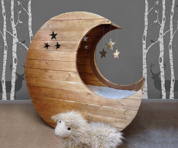 10 Cool Moon Inspired Products Design Design Swan