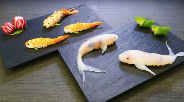 Fish Like Sushi, New Sushi Trend in Japan