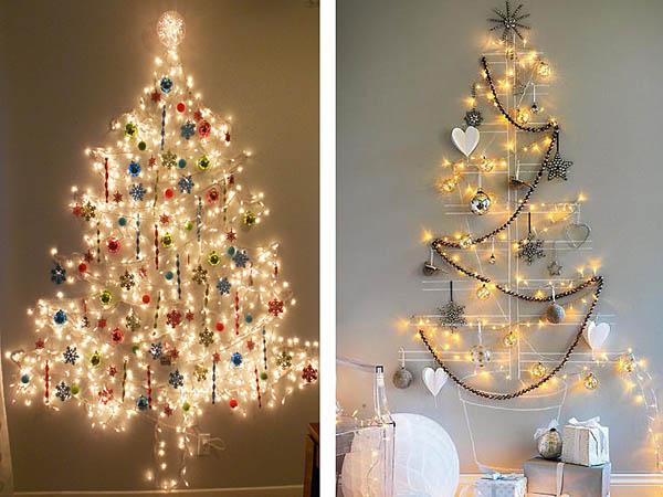 Get Yourself an Unconventional Christmas Tree for the Upcoming Holiday