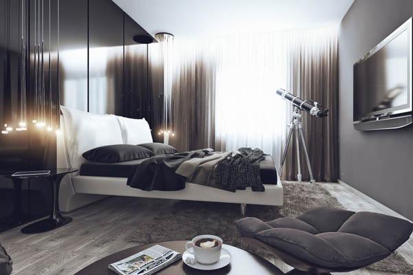 25 Dark Color Bedroom Ideas Evoking Style