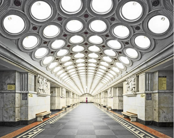 Stunning and Elaborate Russian Metro system